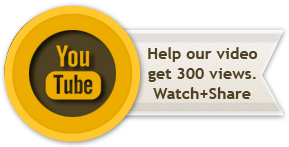 Help us reach our goal of 300 views on our video! Watch and share!